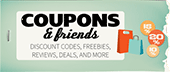coupons & offeres