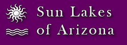 Sun Lakes of Arizona logo